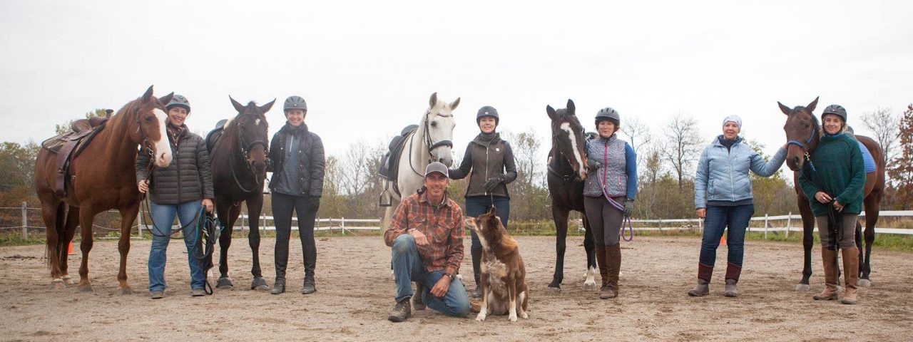The Connecting With Horses Clinic